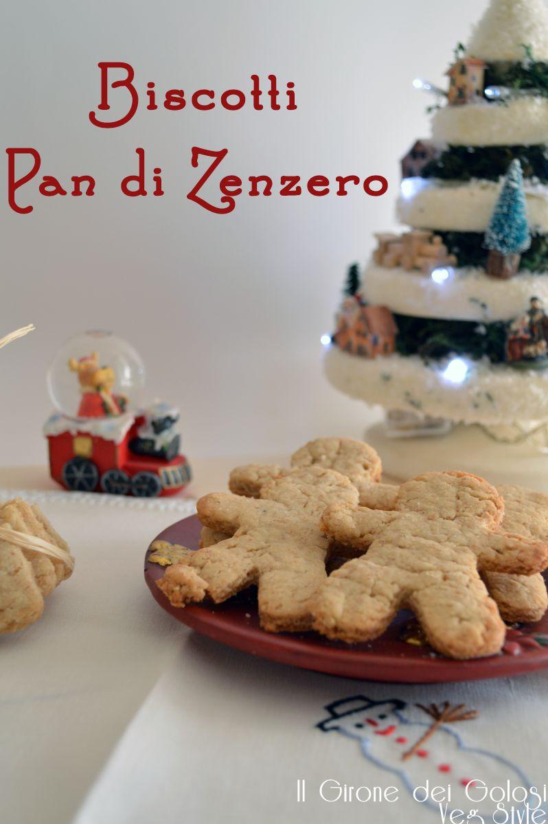 Biscotti Pan di Zenzero pin