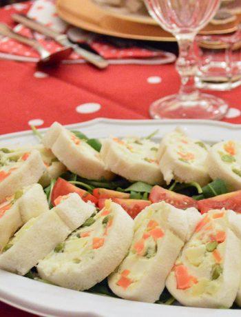 Involtini di insalata russa