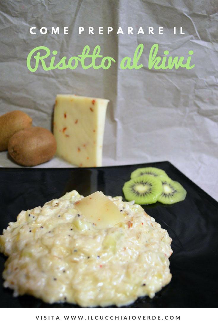 risotto al kiwi
