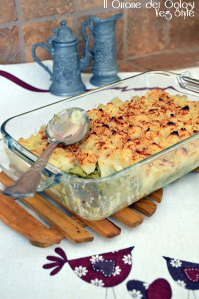 shepherd's pie ai broccoli