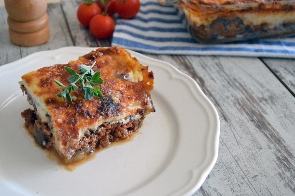 moussaka vegan