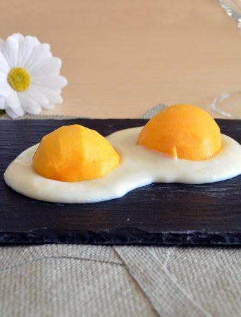 Uovo al tegamino dolce