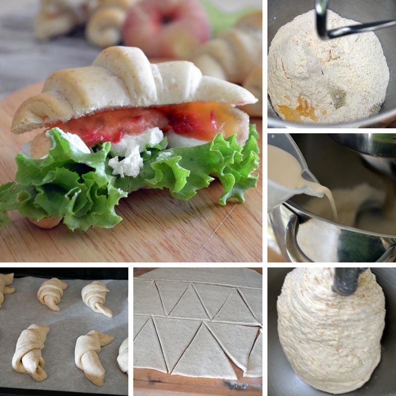 ricetta cornetti salati
