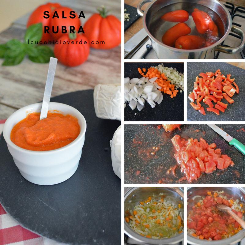 salsa rubra bagnetto rosso