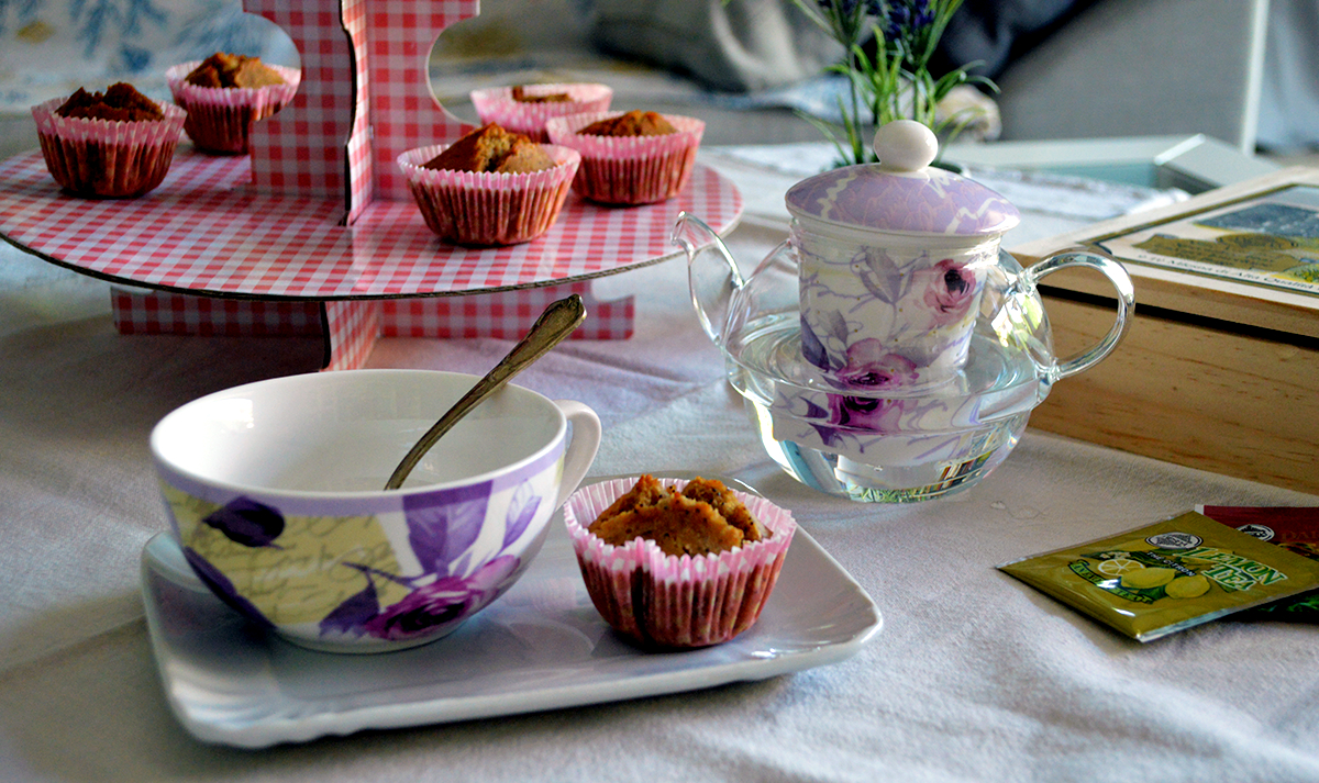muffin alla yogurt