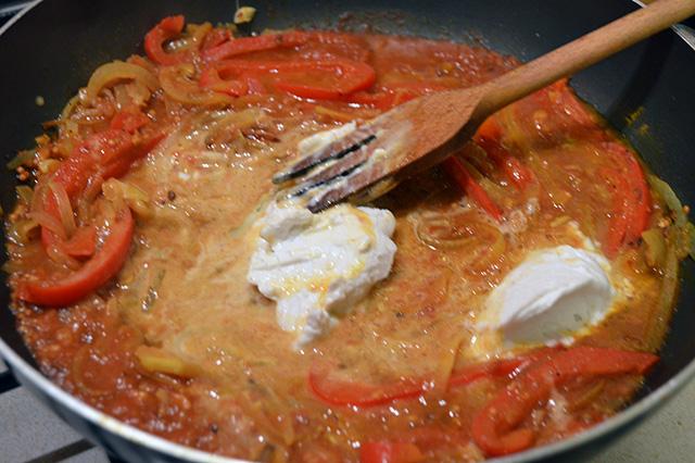 curry indiano di cavolfiore