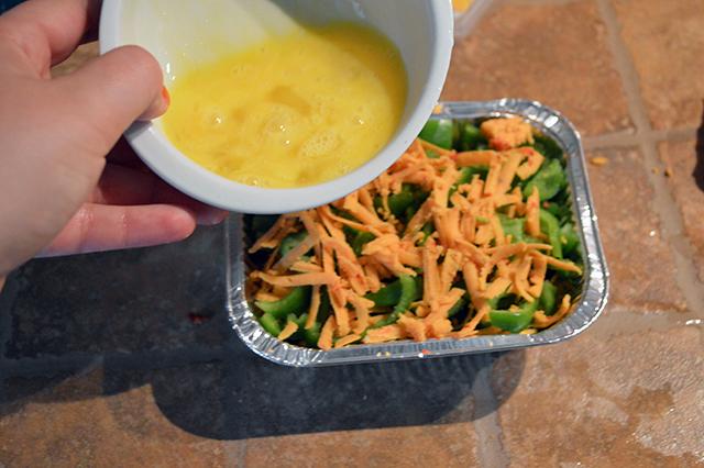 peperoni al formaggio