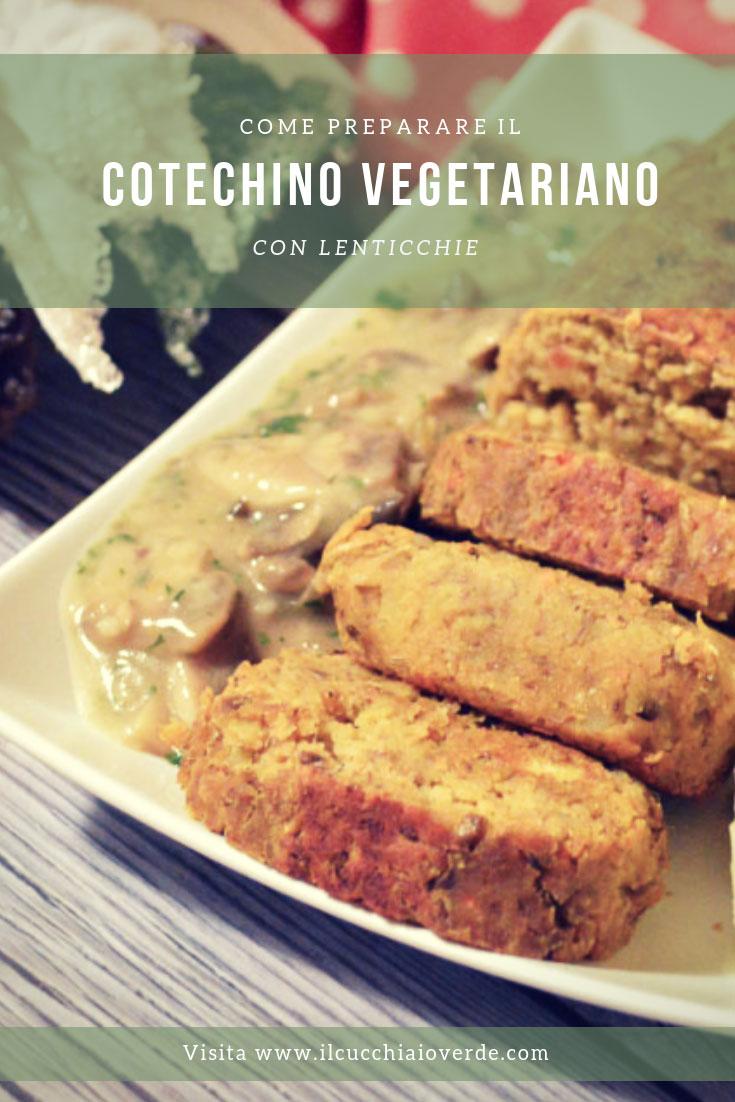 cotechino vegetariano