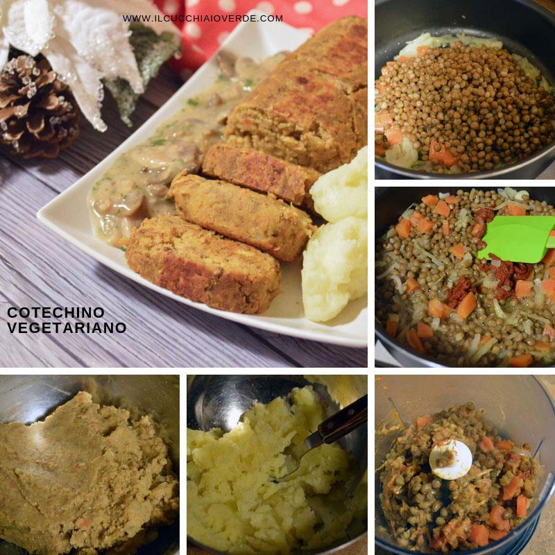 ricetta cotechino vegetariano