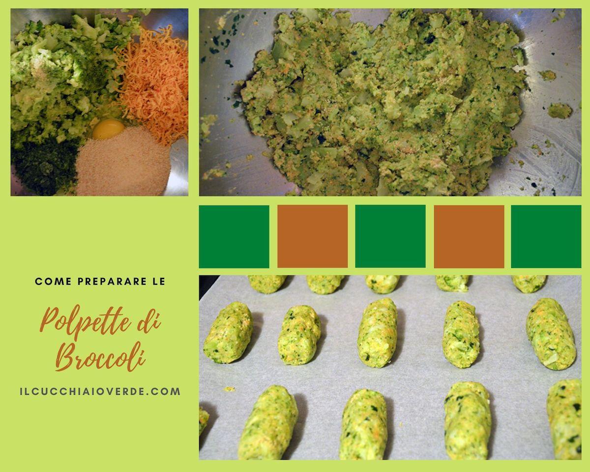 Come fare le polpette di broccoli