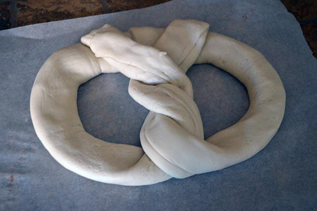 pizza pretzel