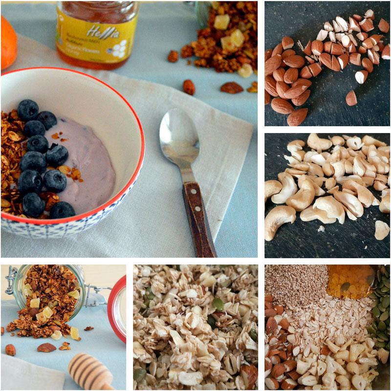 Come preparare la granola