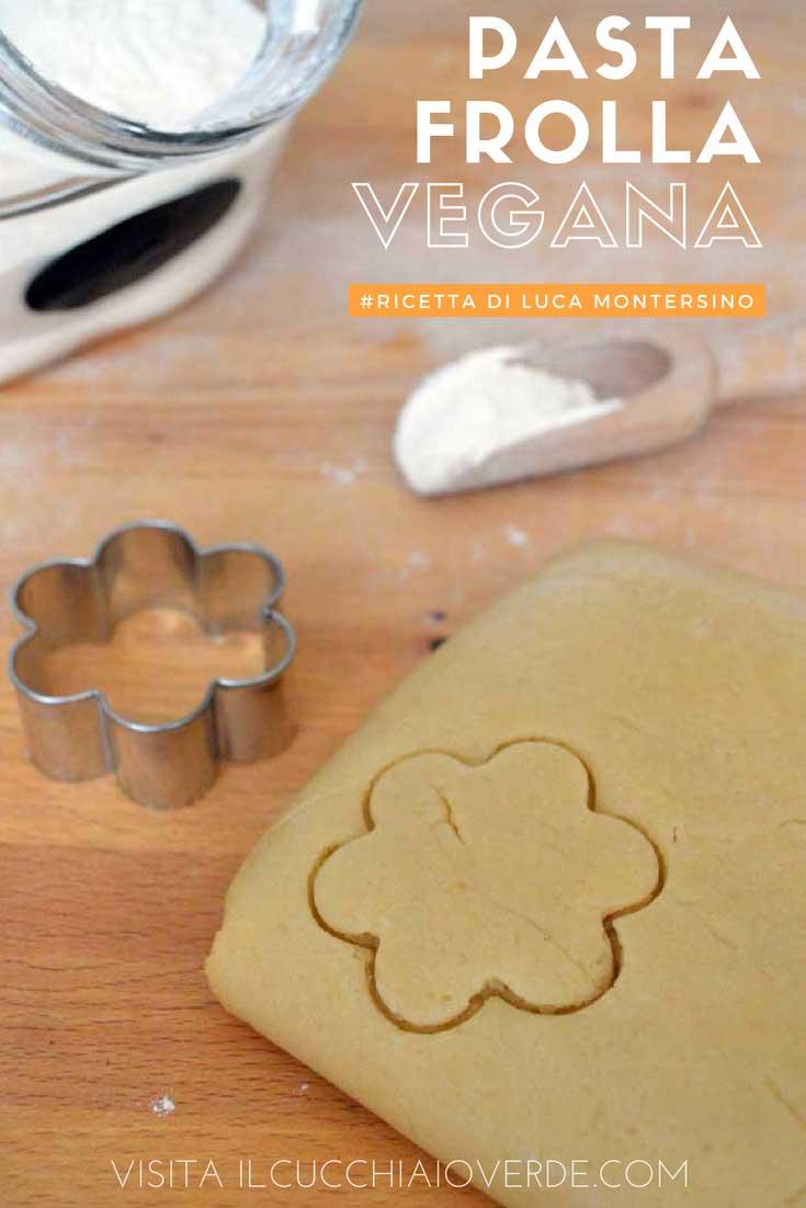 pasta frolla vegana pinterest