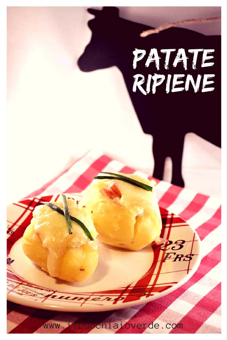 patate ripiene pinterest