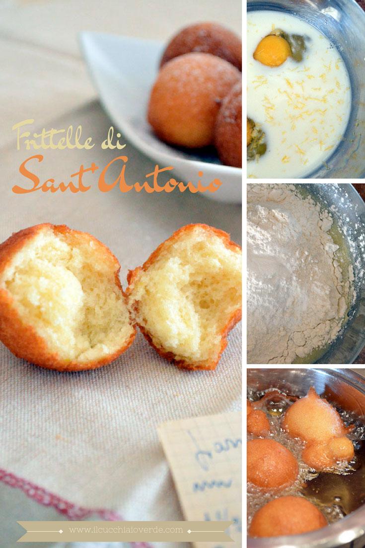 come preparare frittelle di sant'antonio