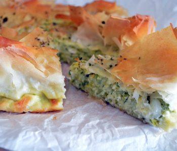 torta salata greca