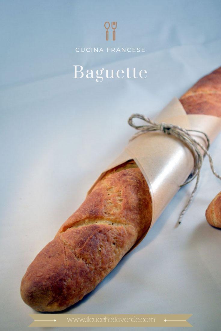 baguette pane francese