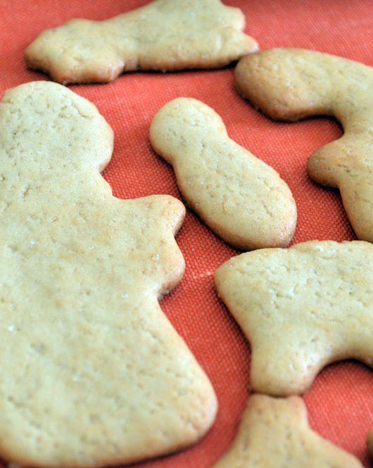 Biscotti presepe