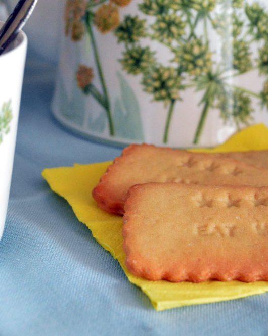 biscotti tipo frollini