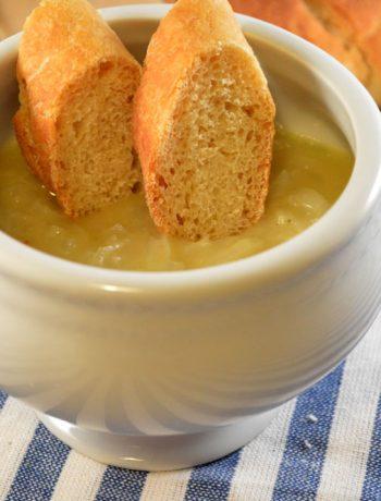 soup a l'oignon