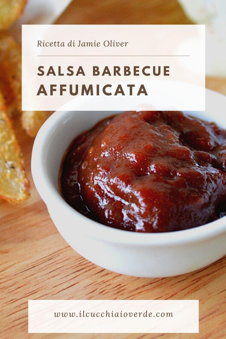 Salsa Barbecue Affumicata Pinterest