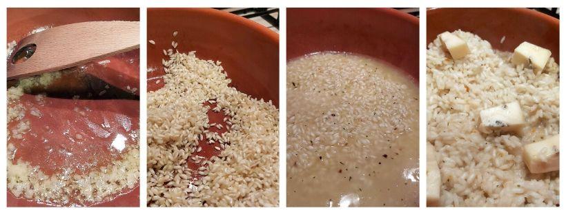 Come preparare il risotto alle castagne