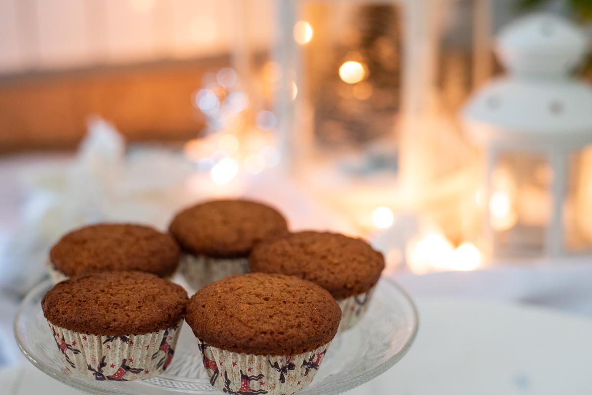 Muffin di Natale