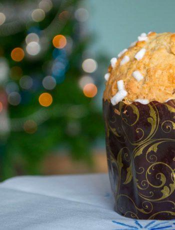 Muffin panettone