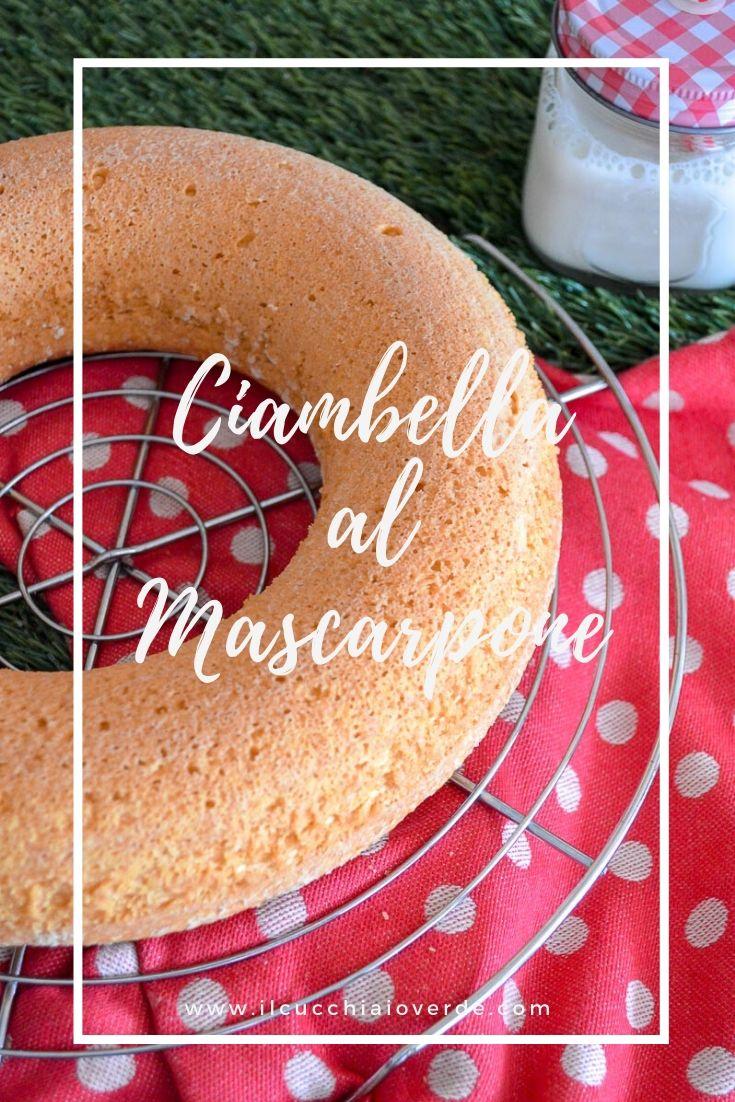 Ciambella al Mascarpone e Cioccolato