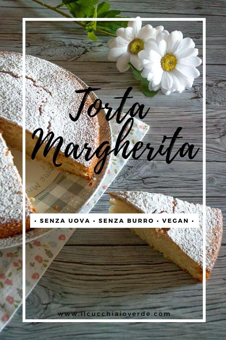 Ricetta Torta Margherita senza Uova