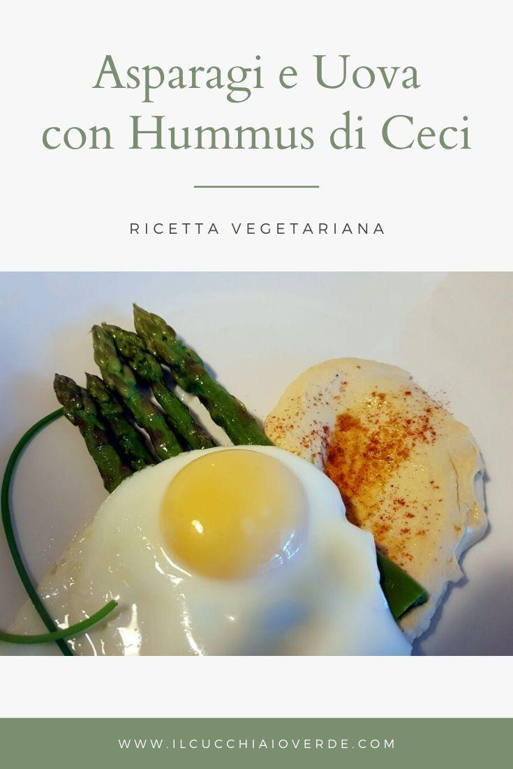 Ricetta asparagi e uova