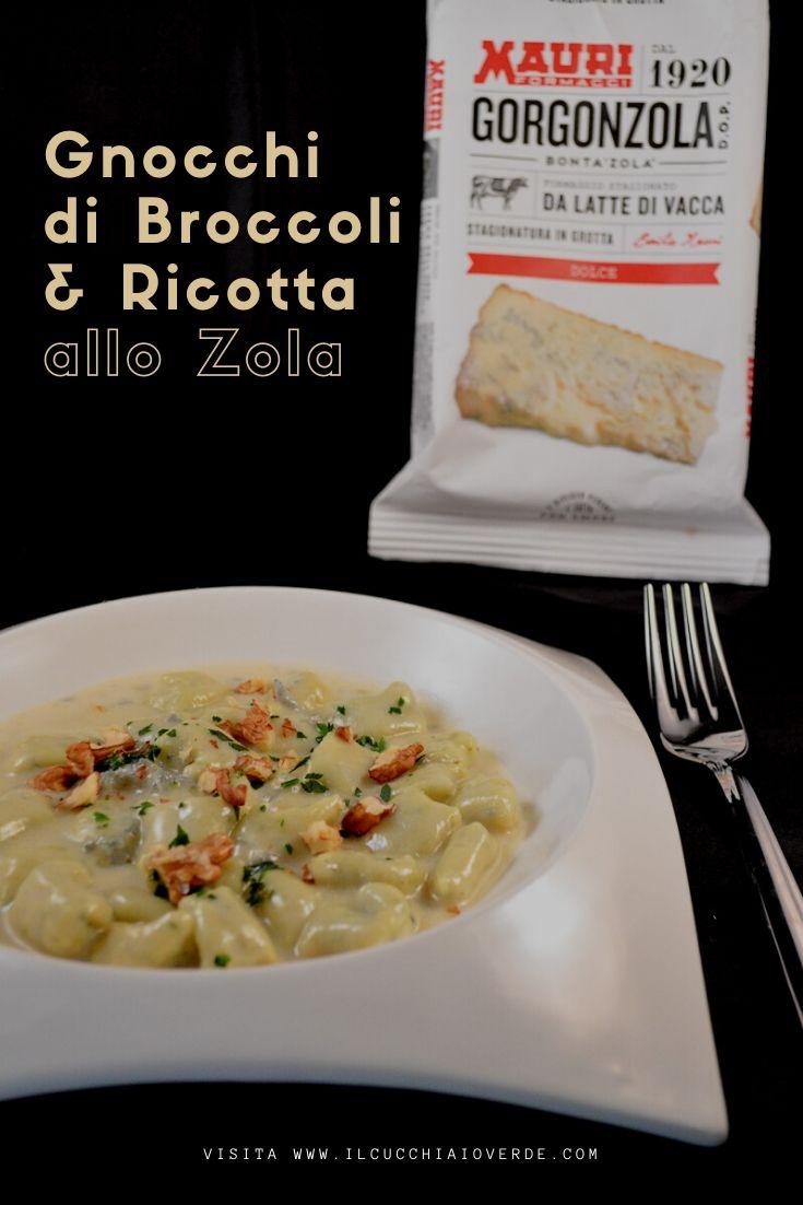 Ricetta gnocchi di broccoli