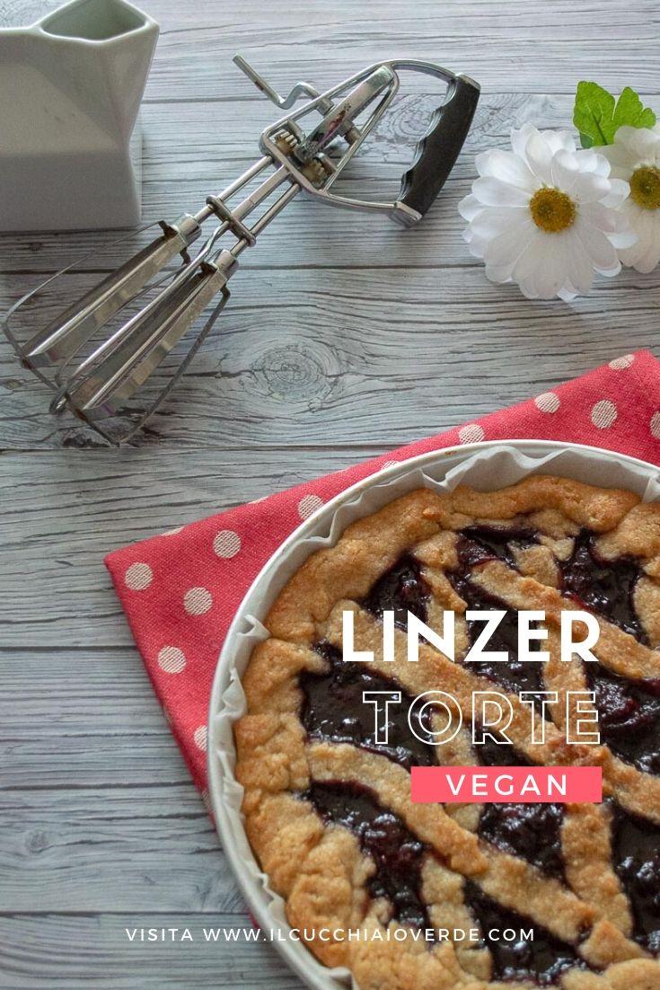 Ricetta Linzer Torte Vegan